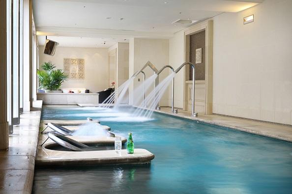 【蘇澳瓏山林飯店】水療設施