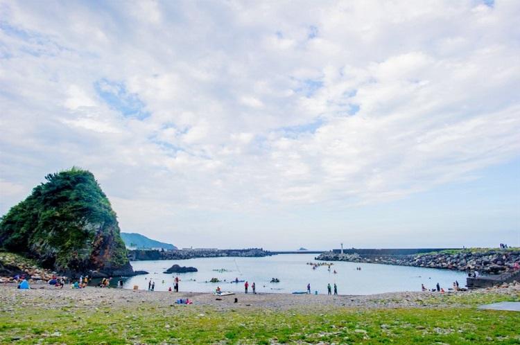 蘇澳親子景點推薦:豆腐岬風景區