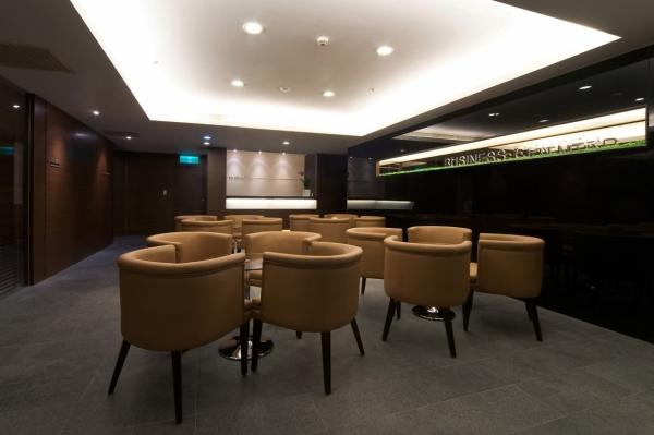 【蘇澳瓏山林飯店】2F商務會議中心_休息區
