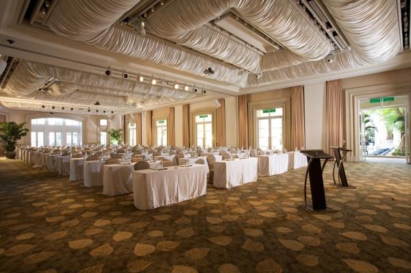【蘇澳瓏山林飯店】RSL多功能宴會廳_會議桌型 (3)